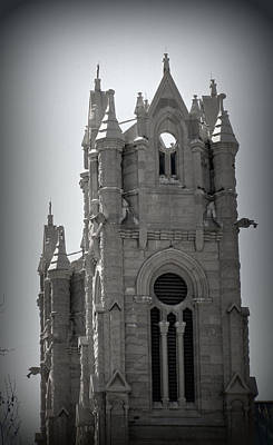 Photograph - Gothic Towers by Tikvah's Hope