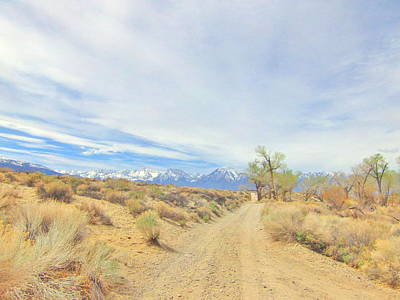 Photograph - Gotta Love Dirt Roads by Marilyn Diaz