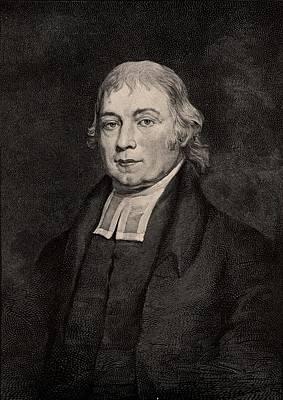 1787 Photograph - Gotthilf Henry Muhlenberg by Universal History Archive/uig