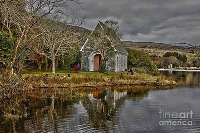 Gougane Barra Art Print by Joe Cashin