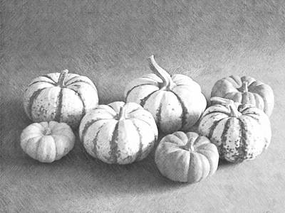 Photograph - Gourds by Frank Wilson