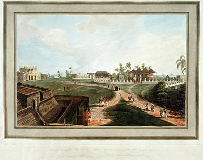 Government House And Council House Art Print by British Library