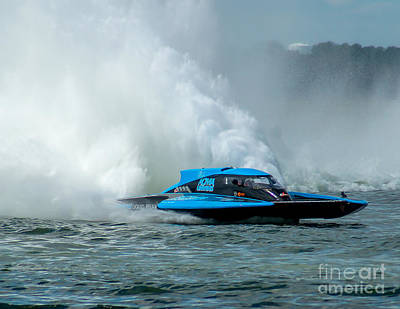 Photograph - Gp-25 Miss Koma Unwind by Nick Zelinsky