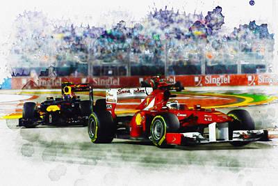 Gp Singapore F1  Original
