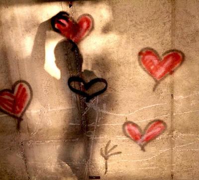 Grabbing Your Heart Original by Richard Malin