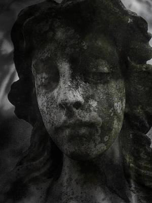 Manipulation Photograph - Grace by David Fox