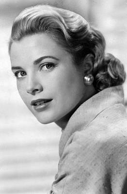 Kelly Photograph - Grace Kelly In Her Prime by Retro Images Archive
