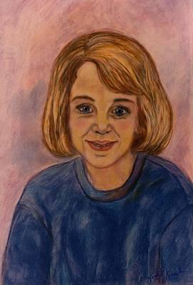Grace Mahin Art Print by Kendall Kessler