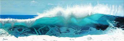 Splash Painting - Grace by Maritza Tynes
