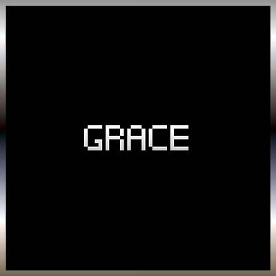 Girl Digital Art - Grace.1.2 by Gareth Lewis