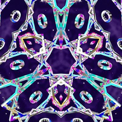 Digital Art - Graceful Equilibrium by Derek Gedney
