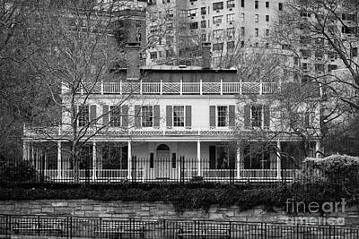 Gracie Mansion On The East River New York City Art Print