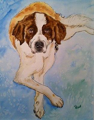 Painting - Gracie by Stephanie Reid