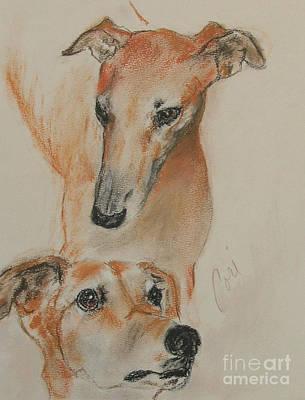 Graciously Greyhound Original