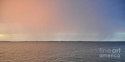 Photograph - Gradient Sky by Cheryl McClure