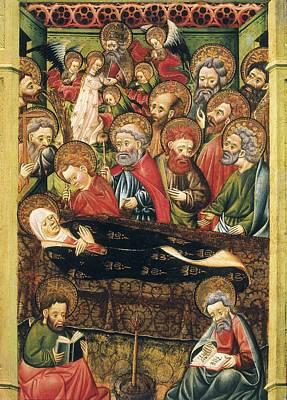 Gra�en, Blasco De 1422-1459 Gra�en Art Print by Everett