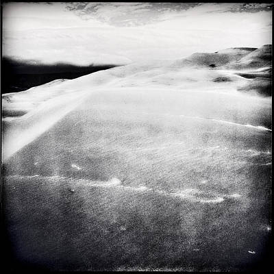 Photograph - Great Dunes Abstract #2 by Louise Kumpf