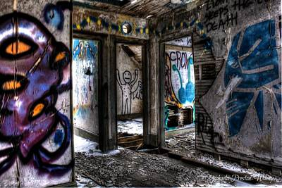 Photograph - Graffiti Art  by Michaela Preston