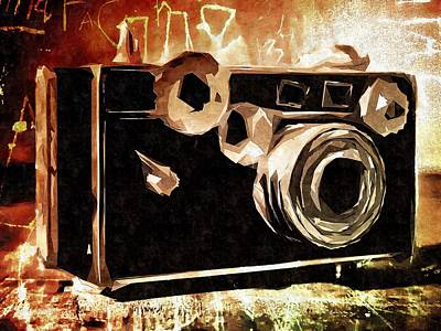 Achieving - Graffiti Cam by David Kuhn