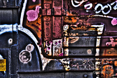 Photograph - Graffiti I by Alana Ranney