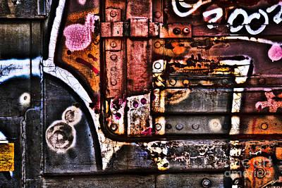 Graffiti II Art Print by Alana Ranney