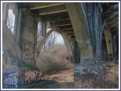 Graffiti Kansas City 9 Art Print