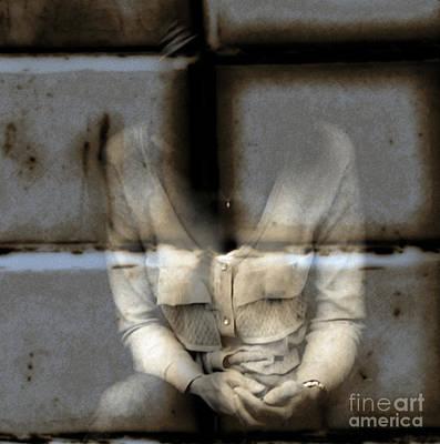 Graffiti  Art Print by Steven Digman