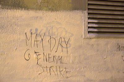 Photograph - Graffiti Two by A K Dayton