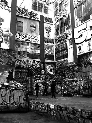 5 Pointz - Graffitti Dreams Original by Christina Cantero