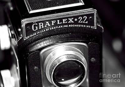 Photograph - Graflex 22 by John Rizzuto