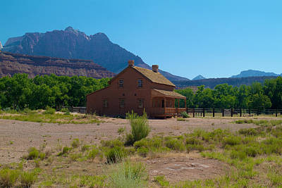 Photograph - Grafton Ghost Town 3 by Richard J Cassato