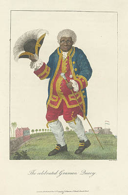 Black History Photograph - Gramman Quacy by British Library