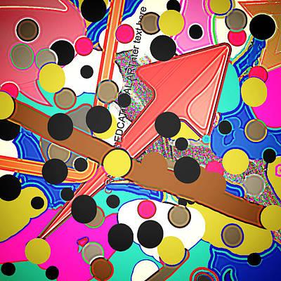 Etc. Digital Art - Grammer Art by HollyWood Creation By linda zanini