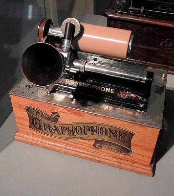 Gramophone Wall Art - Photograph - Gramophone Used For Cinema Sound by Universal History Archive/uig