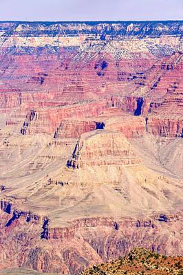 Gran Canyon 32 Art Print by Douglas Barnett