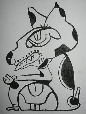 Gran Jaguar IIi Art Print