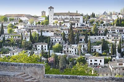 Granada Spain Art Print
