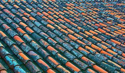 Photograph - Granada Swatch by Britt Runyon