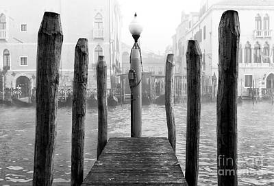 Photograph - Grand Canal Dock by John Rizzuto