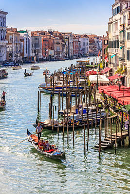Photograph - Grand Canal by Susan Leonard