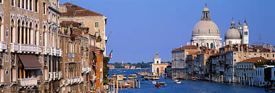 Grand Canal Venice Italy Print by Panoramic Images