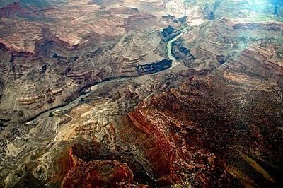 Photograph - Grand Canyon 1 by Ricardo J Ruiz de Porras