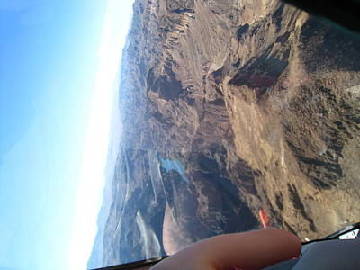 Helicopter Photograph - Grand Canyon - 12125 by DC Photographer