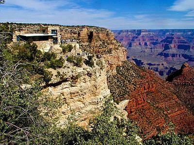 Photograph - Grand Canyon 3 by Ricardo J Ruiz de Porras