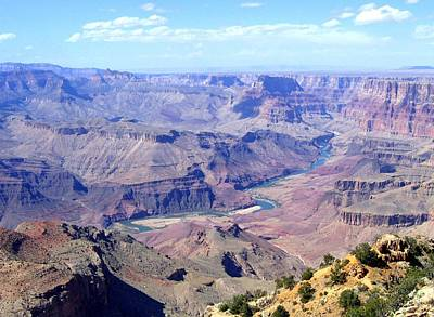 Photograph - Grand Canyon 64 by Will Borden