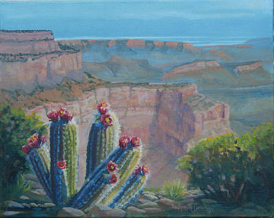 Firefighter Patents - Grand Canyon 7 by Heather Coen