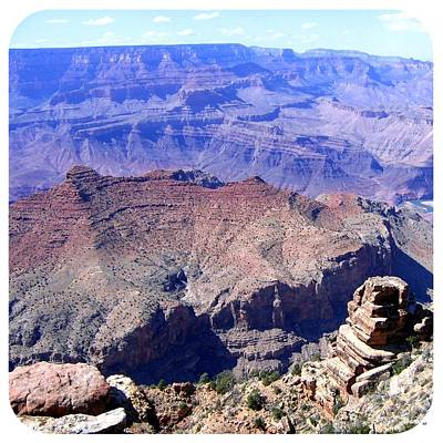 Photograph - Grand Canyon 72 by Will Borden