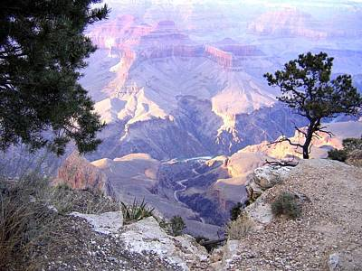 Photograph - Grand Canyon 75 by Will Borden