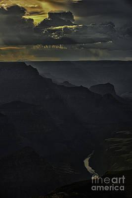 Grand Canyon 8 Art Print by Richard Mason