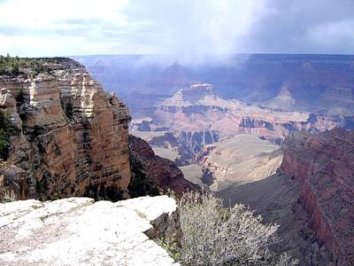 Photograph - Grand Canyon 84 by Will Borden